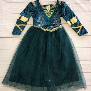 Disney Merida Brave costume